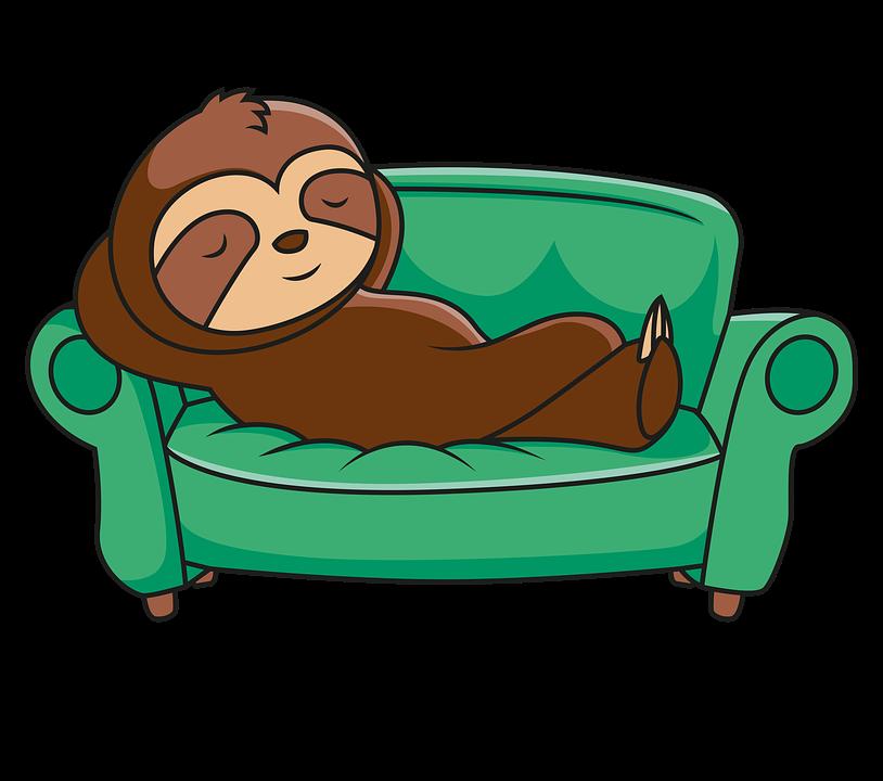Sloth Cartoon